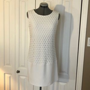 Joseph Ribkoff White dress